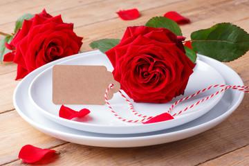 Romantisch essen gehen - Muttertag