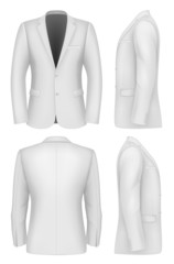 Formal Business Suits Jacket for Men