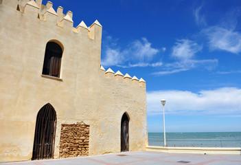 Castillo de Chipiona, Costa de la luz, Cádiz, España