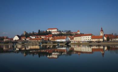 Ptuj town, Slovenia, centarl Europe