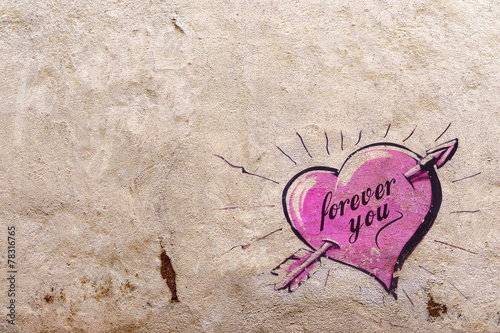 Lovely background texture - Forever You