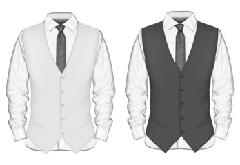 Formal wear for men.