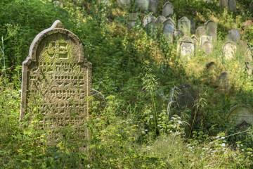 Jewish Cemetery - Nove Sedliste