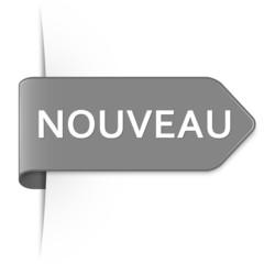 Longue sticker flèche gris – NOUVEAU