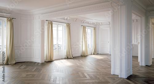 gamesageddon barock altbauwohnung leer in berlin. Black Bedroom Furniture Sets. Home Design Ideas