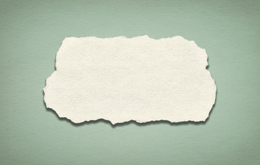 Vintage blue paper background with text space