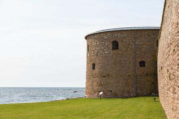 Bastion at a fotress