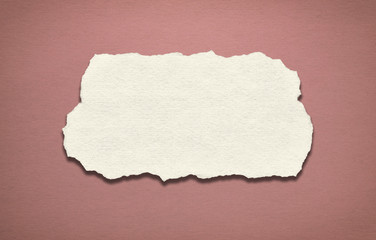 Vintage red paper background with text space