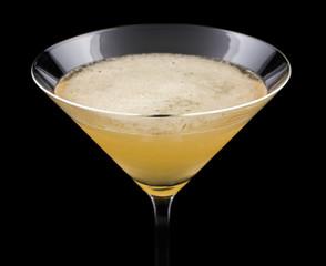 Bourbon Sidecar Cocktail
