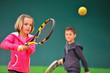 tennis school - 78329377
