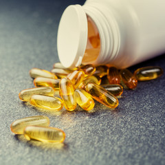 fish oil pills oil capsules