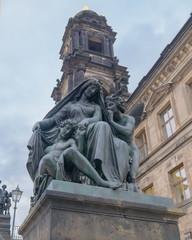 Sculpture Night Dresden