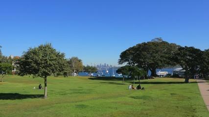 Robertson Park, Watsons Bay, Sydney