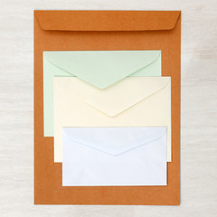 Business papery mockup