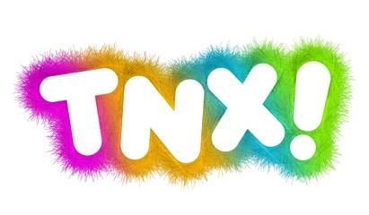 TNX!  title