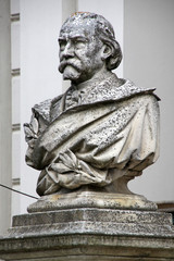 Büste Friedrich Wilhelm Kücken in Schwerin
