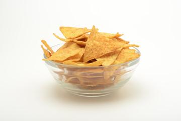 Triángulos o nachos