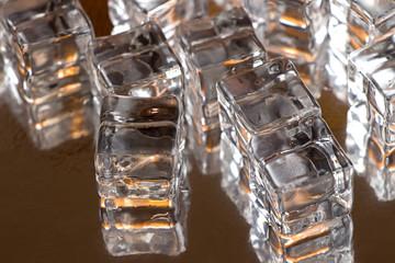Photo of fake ice