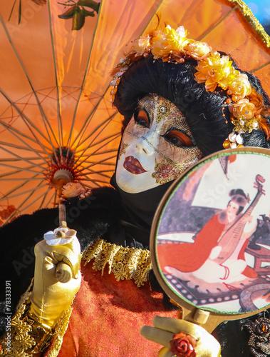 Staande foto Rome carnaval de Venise