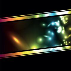 Cornice neon