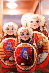 Russian National Toy. Мatrioshka