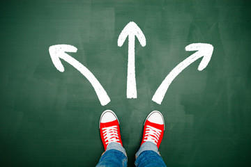 Choosing your way