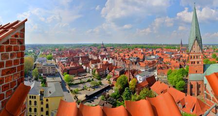 Lüneburg Panorama