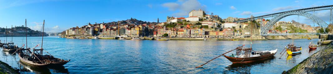 Porto panorama, Portugal