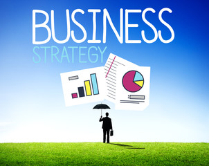 Business Strategy Protection Planning Corporate Concept