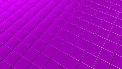 Welle violett