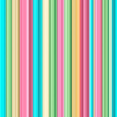 Multicolor striped background. Abstract lines design. Pattern