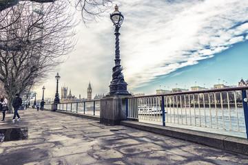 Beautiful view of London.
