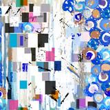 Fototapety seamless abstract pattern