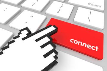 Connect Enter Key