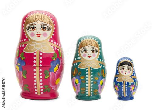 Russian Dolls - 78345761