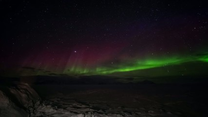 Northern Lights - Norwegian Arctic