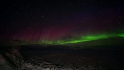 Northern Lights - Norwegian Arctic