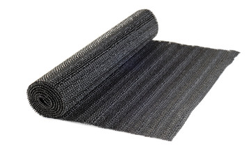 Roll of black liner for shelves and drawers