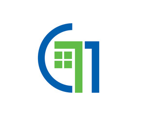 GT Building Lettermark