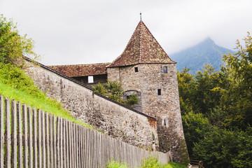Chateau de Gruyeres. Switzerland