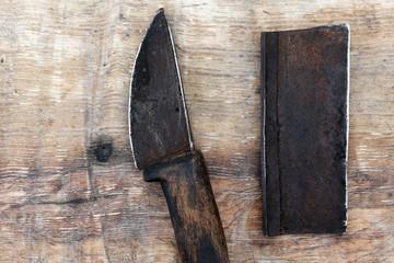 cuchillos de matanza