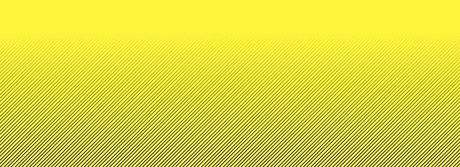 Gelber Hintergrund mit Farbverlauf aus Strichen
