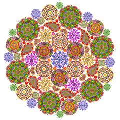 Mandala from mandalas
