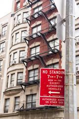 New York - Indicazioni stradali