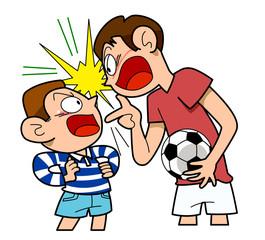 Soccer-rival