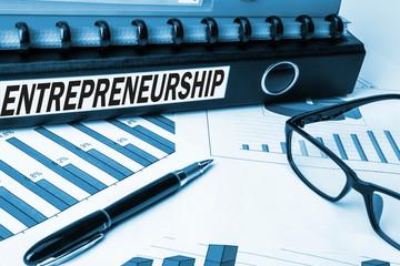 Entrepreneurship concept