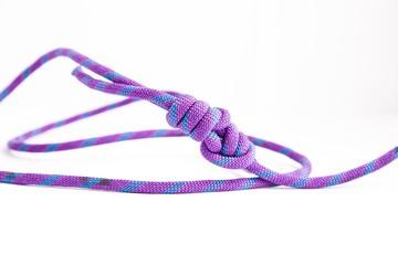 longe (little rope) for modern climbing