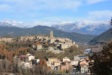 Pueblo de Aínsa, Huesca