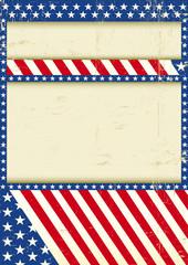 Dirty USA background