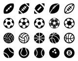 Fototapety Sport Balls